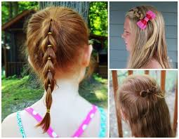 Hairstyle Yourself 55 do it yourself easy hairstyles with tutorial 8886 by stevesalt.us