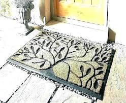 outdoor entry rugs large front door mats elegant rug tips on best indoor outdoor entry mats