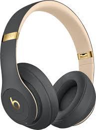 beats by dr dre beats studio³ wireless noise canceling headphones shadow gray mquf2ll a best