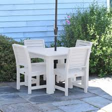 white plastic patio table and chairs. Medium Size Of White Plastic Patio Furniture Cast Aluminum Outdoor Manufacturers Round Dining Sets Table And Chairs