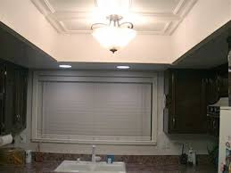 cheap kitchen lighting. how to replace recessed fluorescent kitchen lighting cheap i