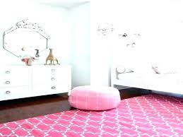 girls area rug girl nursery rugs medium size of light pink round for baby by