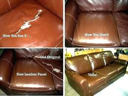 leather couch tear repair refinish restoring couches furniture restoration sofa colour faux