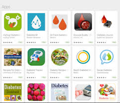 Image result for diabetes apps