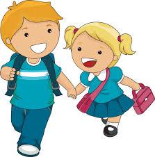 Risultati immagini per disegni sui bambini a scuola