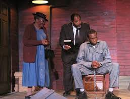 theatre review a lesson before dying at african american a lesson before dying a lesson before dying