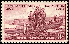 how the lewis and clark expedition changed america positively english u s postage lewis and clark expedition 1954 issue 3c