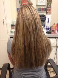 Long Hair Highlights And Lowlights