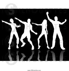 group of people clipart black and white. Beautiful Black Inside Group Of People Clipart Black And White B