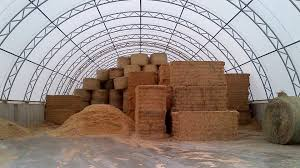 agriculture coverco the natural light and ventilation of a fabric building help to create an ideal work environment and keeps your hay equipment and other agricultural