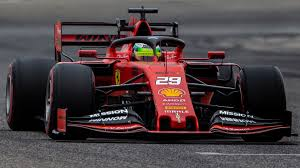 Mick schumacher was an f2 winner at monza on saturday and is part of the ferrari: Mick Schumacher Ferrari F1 Test Drive Video Michael Schumacher S Son Dazzles In His First Time In F1 Car