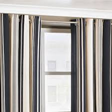 nice red and white striped curtains and area rugs marvellous black and cream striped curtains black and