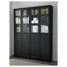 full size of cabinet glamorous billy bookcase doors 18 oxberg black brown x cm ikea adjule