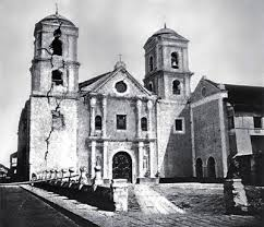 Image result for The San Agustin Church was under the auspices of the Augustinian Order.