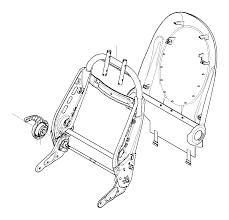 Backrest frame left · view product