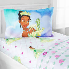 disney tiana tiana dreams bedding sheet set exclusive com