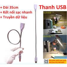 Dây USB uốn dẻo cắm đèn led bàn học magic giá cạnh tranh