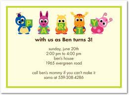 party invite examples kids birthday party invite wording vertabox com