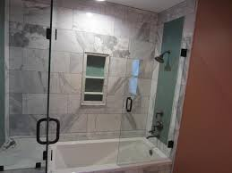 bathtub design tub and shower frameless enclosure patriot glass mirror san bathtub doors with l custom