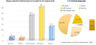 Magnesium Bioavailability Chart Magnesium Beyond Bioavailability Bioaccumulation In The
