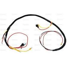 ford 8n tractor main wiring harness 8n14401b generator front mount image is loading ford 8n tractor main wiring harness 8n14401b generator