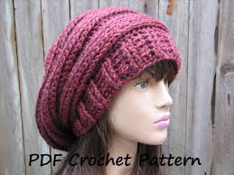 Crochet Hat Patterns Free Enchanting Free Easy Crochet Hat Patterns For Beginners Crochet And Knit