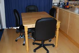 office dining table. Watchthetrailerfo Office Kitchen Table Ideas 10 Photos To Dining L