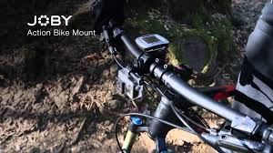 <b>Держатель JOBY Action</b> Bike Mount велосипедный для экшн-камер