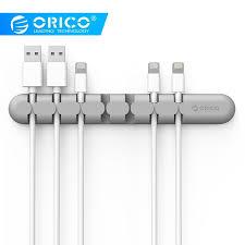 <b>ORICO</b> CBS <b>Cable Winder</b> Earphone <b>Cable Organizer</b> Wire Storage ...