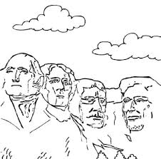 Small Picture Lincoln Memorial Coloring Page Simple Tv Shows Coloring Pages