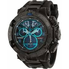 men s jason taylor chrono ed black pu blue carbon fiber dial men s jason taylor chrono ed black pu blue carbon fiber dial invicta shop by brand world of watches