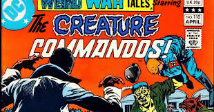 King Rex Kidd's Comic Kingdom: The Creature Commandos! Part 8 (WWT #110)