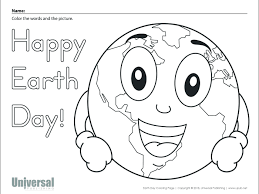 Incredible Earth Day Free Printables Printable Coloring Pages And