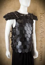 leather scale armor