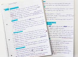 Image result for paper with notes
