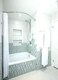 bathroom curtain pole bathroom curtain rail delightful modern shower curtain rod inspired curved in bathroom contemporary bathroom curtain pole