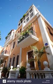 Israel Tel Aviv Renovated Bauhaus style building at 15 Balfour ...