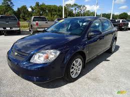 2009 Chevrolet Cobalt LT Sedan in Imperial Blue Metallic - 171413 ...