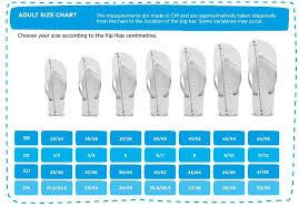 Havaianas Size Chart Shaymartian