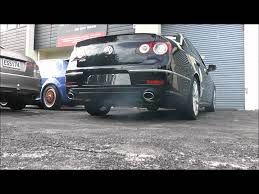VW Passat R36 Supersprint Exhaust - NZ Performance Tuning - YouTube