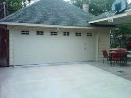 walk thru garage doors walk through garage door