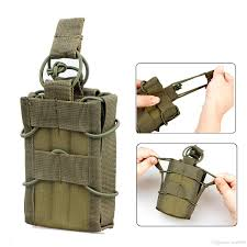 Ar 15 Magazine Holder 100 Magazine Holder Tactical Molle Compatible Single Stacker Open 54