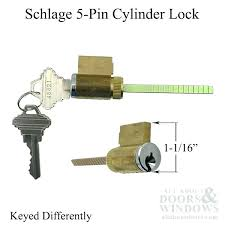 sliding door pin lock sliding door keyed locks cylinder lock sliding patio door 5 pin tumbler