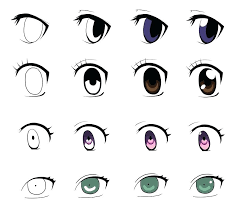 How To Draw Eyes Step By Step How To Draw Anime Eyes Step By Step For Beginners Trahed Org
