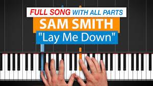 Lay Me Down Chord Chart Lay Me Down Hdpiano