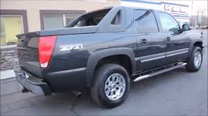 2005 Chevy Avalanche 4x4 Z71 5.3L Vortec V8 - Autos Inc - YouTube