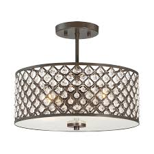 quoizel juliana 14 25 in w etched glass semi flush mount light