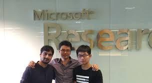 Internship At Microsoft Research Asia Xi Wangs Portfolio