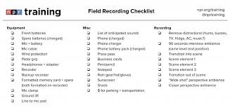 Get Great Sound Every Time With This Field Recording