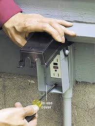 3 prong dryer outlet wiring diagram electrical wiring Diagram Electrical Plug Cover put this on the north side of post how to install outdoor electrical outlet in French Electrical Plug Wiring Diagram